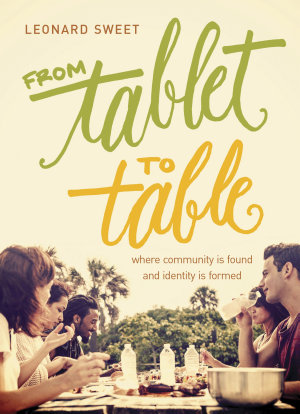 From Tablet to Table PDF