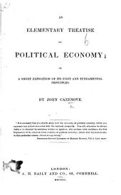 An Elementary Treatise on Political Economy, etc