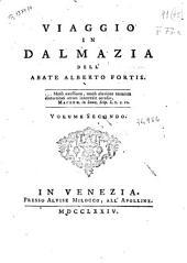 Viaggio in Dalmazia: Volume 2