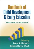 Handbook of Child Development and Early Education PDF