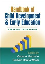 Handbook Of Child Development And Early Education Book PDF