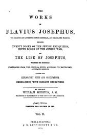The Works of Flavius Josephus ...