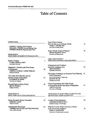 Proceedings of the ACSA Annual Meeting PDF