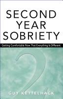 Second Year Sobriety PDF