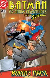 Batman: Gotham Adventures (1998-) #36