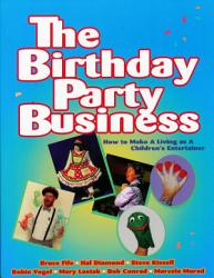 The Birthday Party Business PDF