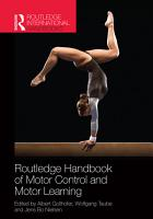 Routledge Handbook of Motor Control and Motor Learning PDF