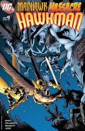 Hawkman (2002-) #41