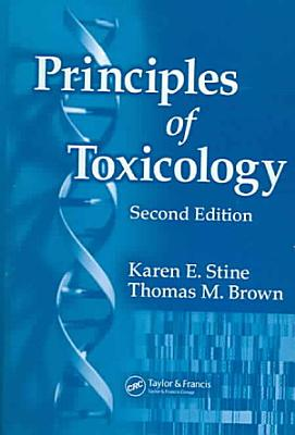 Principles of Toxicology  Second Edition