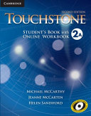 Touchstone Level 2 Student s Book A with Online Workbook A