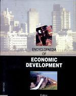Encyclopaedia Of Economic Development (vol.3)