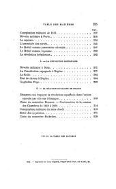 Histoire du dix-neuvième siècle depuis les traités de Vienne: Volumes7à8