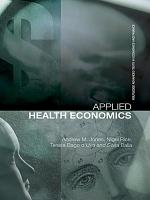 Applied Health Economics PDF