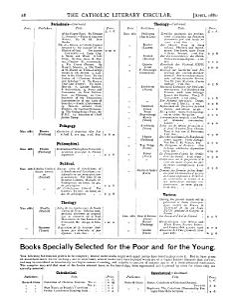 The Catholic literary circular PDF