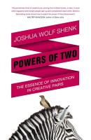 Powers of Two PDF