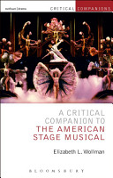 A Critical Companion to the American Stage Musical PDF