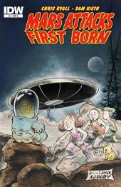 Mars Attacks: First Born #1