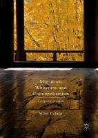 Migration  Whiteness  and Cosmopolitanism PDF