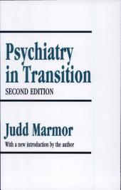Psychiatry in Transition