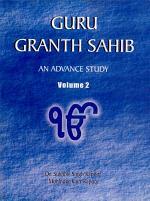 Guru Granth Sahib an Advance Study