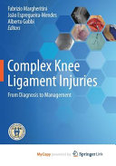 Complex Knee Ligament Injuries