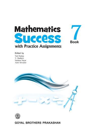 Math Success Book 7 PDF