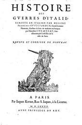 Histoire des guerres d'Italie (etc.)