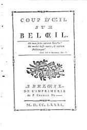 Coup d'œil sur Belœil