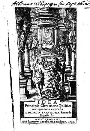 Idea principis christiano politici 101 sijmbolis PDF