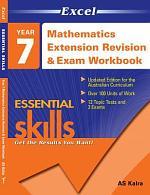 Year 7 Mathematics Revision & Exam Workbook 2 - Extension