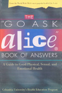 The  go Ask Alice  Book of Answers PDF