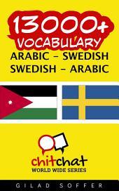 13000+ Arabic - Swedish Swedish - Arabic Vocabulary