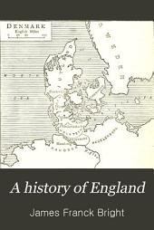A History of England: Volume 4
