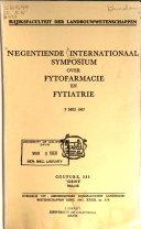 Download     Internationaal Symposium over Fytofarmacie en Fytiatrie Book
