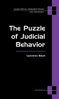 The Puzzle of Judicial Behavior PDF