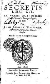 De secretis libri XVII