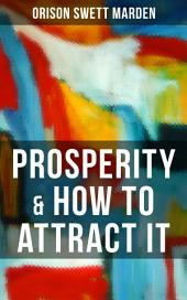 PROSPERITY & HOW TO ATTRACT IT: On Living a Life of Financial Freedom, Conquering Debt, Increasing Income and Maximizing Wealth