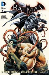 Batman: Arkham Knight (2015-) #6
