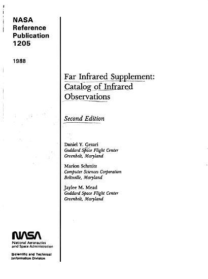 Far Infrared Supplement PDF