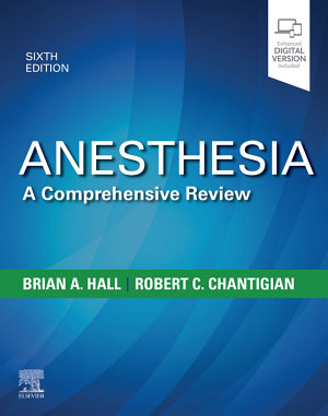Anesthesia  A Comprehensive Review E Book PDF