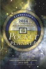 Llewellyn's 2014 Astrological Pocket Planner
