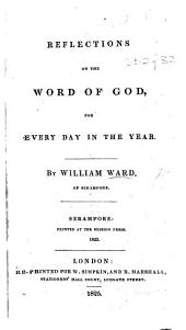 Reflections on the word of God, for every day in the year