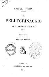 Il pellegrinaggio del giovane Aroldo poema Giorgio Byron