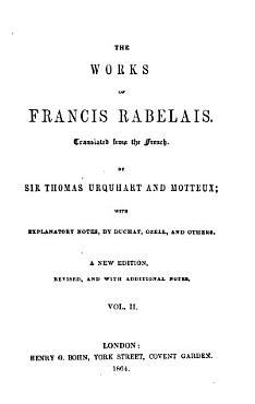 The Works of Francis Rabelais PDF