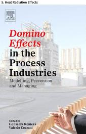 Domino Effects in the Process Industries: 5. Heat Radiation Effects