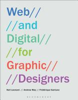 Web and Digital for Graphic Designers PDF