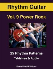 Rhythm Guitar Vol. 9: Power Rock