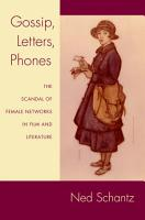 Gossip  Letters  Phones PDF
