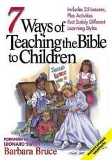 7 Ways of Teaching the Bible to Children PDF