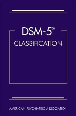 DSM 5   Classification